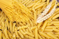 Organic  wheat flour  products  Pasta Spagetti