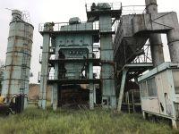 Used NIKKO 2000 asphalt plant for sale