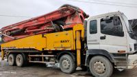 USED SANY 50M CONCRETE PUMP TRUCK FOR SALE