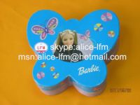 Butterfly Shaped Chocolate Box