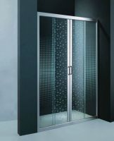 Sell tempered glass shower doors/shower screen