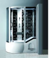 Sell Europe style  luxury steam shower room with whirlpool tubZY-1065L