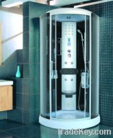 Sell complete steam shower cabins with foot massager ZY-1033