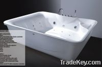 Sell computerized whirlpool bathtubs with underwater lights ZY-9046