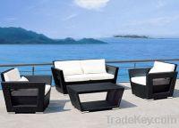 Sell Modern Leisure Rattan sofa sets garden furniture PF-106R