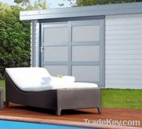 Sell Outdoor Leisure rattan sun lounge ZY-YY9040
