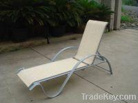 Sell Modern Leisure aluminum sun Lounger ZY-UNT-201