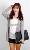 Hot Summer Cool Long Cardigan from korean style