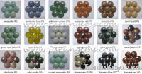Sell semiprecious stone go stones/weiqi for go game