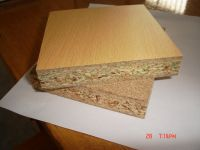 Sell melamine faced chipboard sheets 12mm
