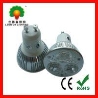 6W GU10 LED lighting