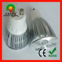 Sell 85-265V CE RoHS approval GU10 9W LED spot lamps