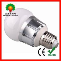 Supply 5W LED light bulb with CE UL 3years warranty