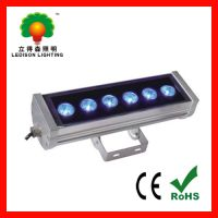 Supply 6w LED wall washer light