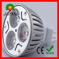 Sell12V MR16 3W LED spotlight bulb lamp