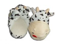 Sell plush baby slippers