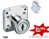 136 cabinet lock