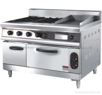 Sell Gas Stove Griddle oven