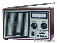 Sell Wooden radio HJ-303U