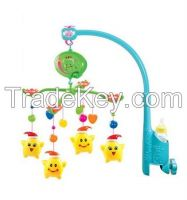 Electric music baby mobiles infant toys