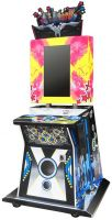 Sell dxj music game cabinet, arcade game