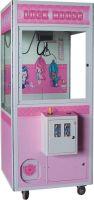 machine arcade game cabinet toy crane