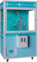 toy crane machine redemption arcade game cabinet
