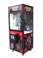 crane machine arcade game cabinet