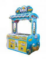 Sell fishing arcade game machine cabinet