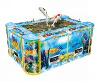 Sell fishing arcade game machine cabinet wagers