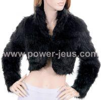 Real Genuine Leather Faux Fur Ladies+Gents+Children Wear
