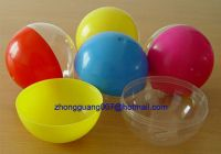 Sell plastic toy capsules