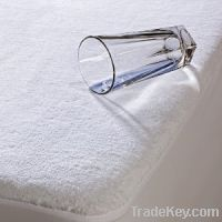 Waterproof Breathable Fitted Cotton Terry Cloth Bed Sheets