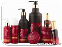 shampoo line for profesionals