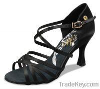 Ladies latin shoes-LD2001-15