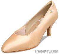 Ladies close toe dance shoes-LD5001-85