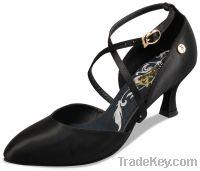 Women's standard dance shoes--LD6001-15