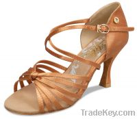 ladies competition latin shoes LD2079-75
