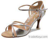 women silver wedding shoe LD2848-42