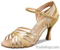 women chacha dance shoe LD2847-32