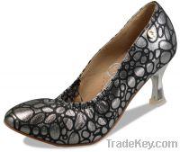 women close toe shoe LD5013-002