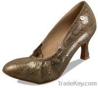 women ballroom dance shoe LD5013-004
