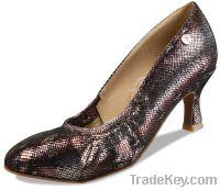 Comfortable ladies standard shoe LD5013-006