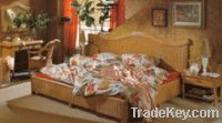 Sell rattan bed NW-B0004