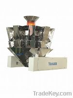 Sell multi head weigher