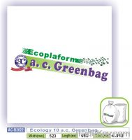 Sell Ecology 10 a.c. Greenbag