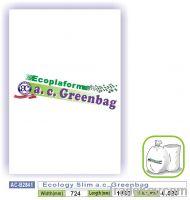 Sell Ecology Slim a.c. Greenbag