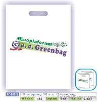 Sell Shopping 10 a.c. Greenbag