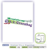 Sell Kitchen 13 a.c. Greenbag
