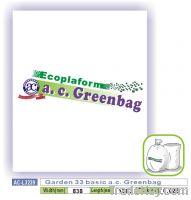 Sell Garden 33 basic a.c. Greenbag